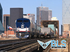 Dallas Amtrak Station Car, Limo, Passenger Van and Stretch Limousine Service Service