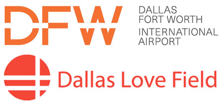 Love Field Airport Logo
