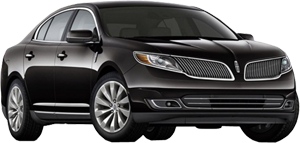 DFW Airport Lincoln MKS Sedan Limo