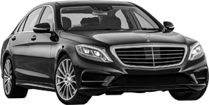 Mercedes-Benz S550 Luxury Sedan Service