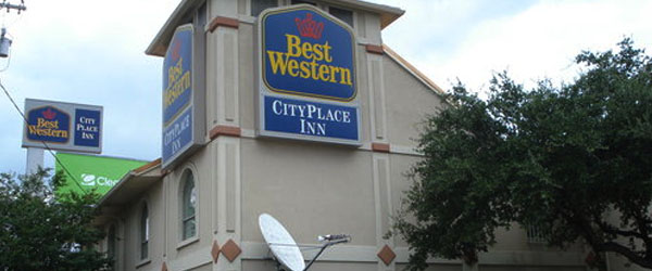 Best Western Cityplace Inn Limo Service from Dallas TX