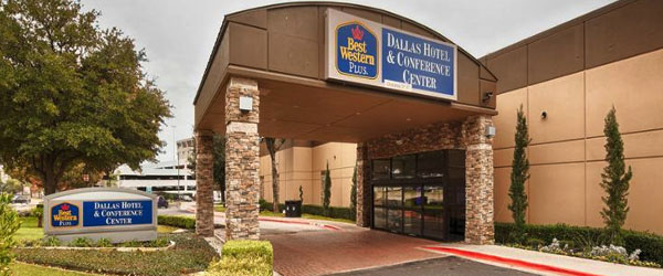 Best Western Plus Dallas Hotel Conference Center Limo Service from Dallas TX