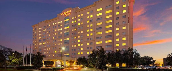 Dallas Marriott Suites Medical Market Center Limo Service from Dallas TX