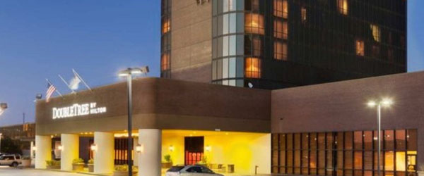DoubleTree by Hilton Hotel Dallas Campbell Centre Limo Service from Dallas TX