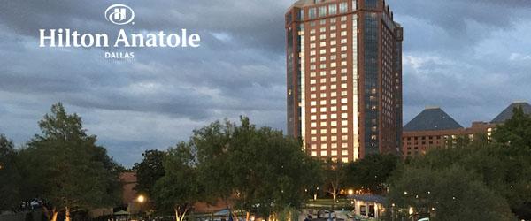 Hilton Anatole Limo Service from Dallas TX