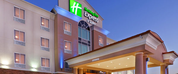 Holiday Inn Express Hotel and Suites Dallas Galler Limo Service from Dallas TX