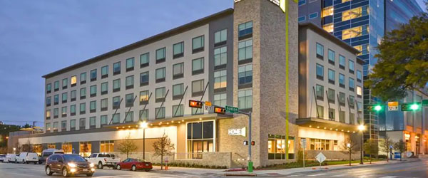 Homewood Suites by Hilton Dallas Downtown Limo Service from Dallas TX