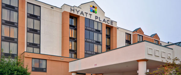 Hyatt Place Dallas North Limo Service from Dallas TX