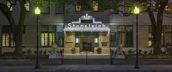Le Meridien Dallas The Stoneleigh Limo Service from Dallas TX