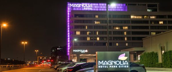 Magnolia Hotel Dallas Park Cities Limo Service from Dallas TX