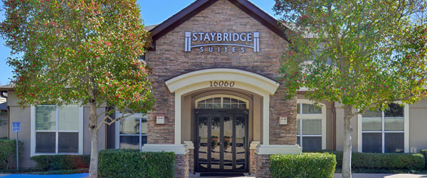 Staybridge Suites Dallas Addison Limo Service from Dallas TX