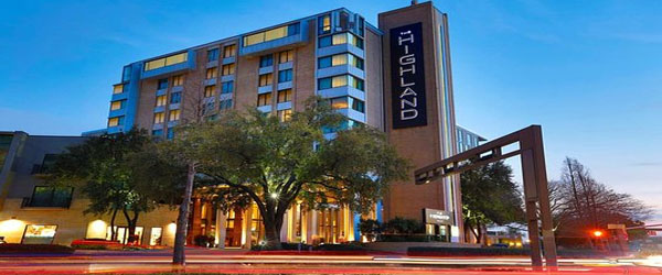 The Highland Dallas Curio Collection by Hilton Limo Service from Dallas TX