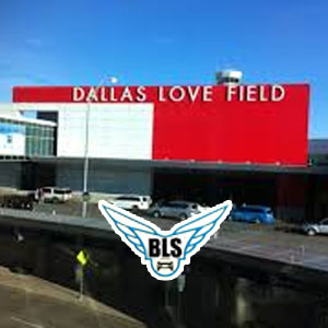 Love Field Airport to Dallas - Fort Worth Limo Service