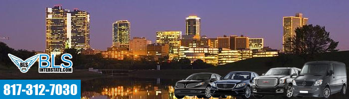 Limo Service in Fort Worth TX