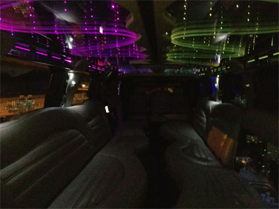 hummer stretch limousine for wedding