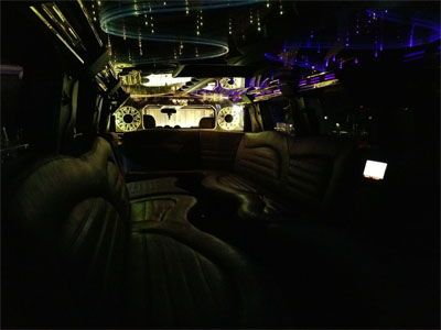 hummer stretch limousine for Quincenera
