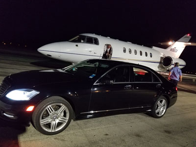 love field airport limo Atlanta TX